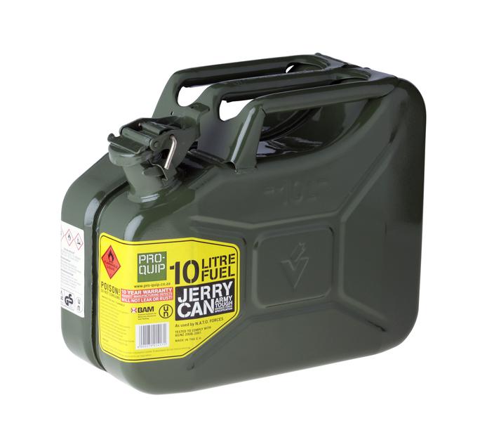 Pro-quip 10 l Petrol Jerry Can