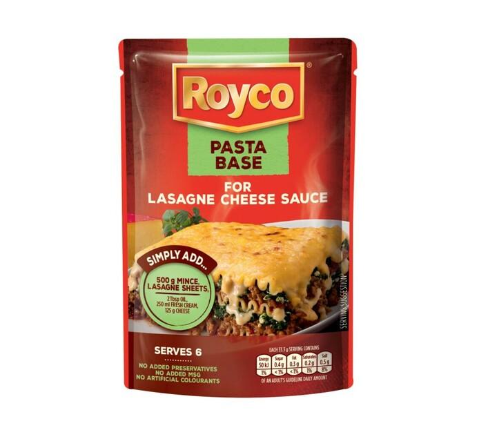 Royco Pasta Base Lasagne Cheese (1 x 200g)