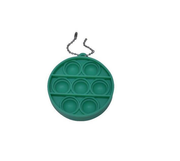 Poppet Fidget Toy (Green Circle)