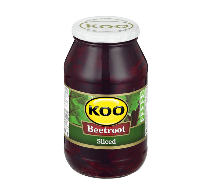 KOO Beetroot Sliced (1 x 780g)