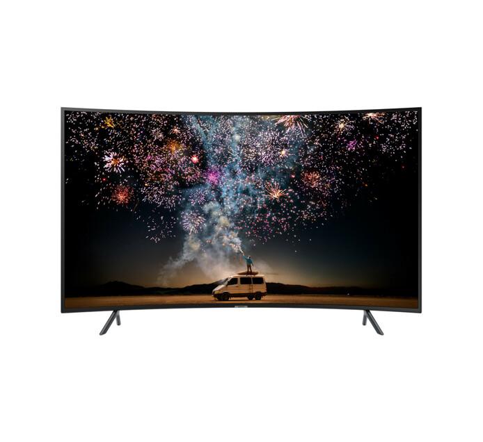 "Samsung 138 cm (55"") Smart UHD Curve TV"
