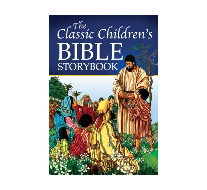 Classic Children's Bible Storybook