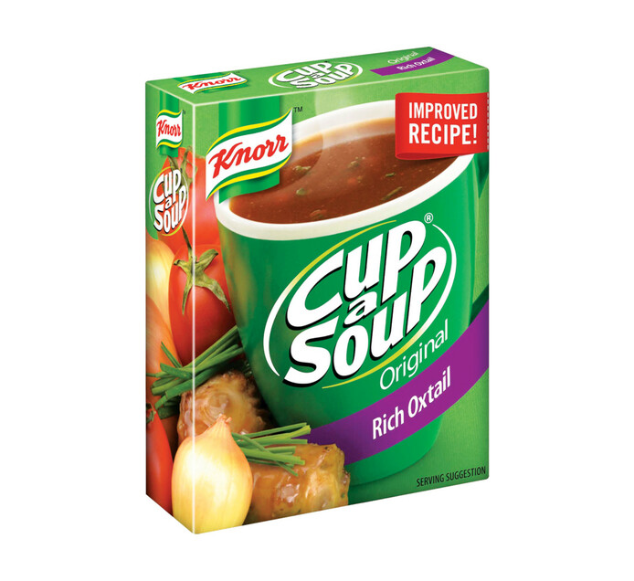 Knorr Cup A Soup Regular Oxtail (1 x 1)