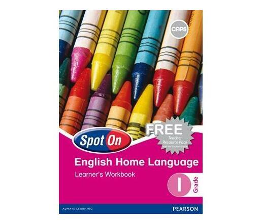 Spot on English: Gr 1: Learner's workbook