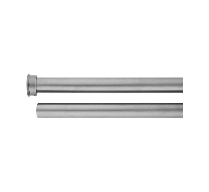Finishing Touches 3 m x 28 mm Double Pole Set & End Cap Gunmetal