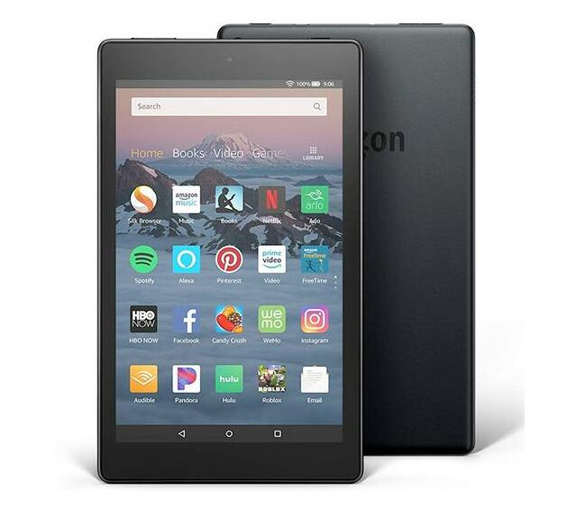 Amazon Kindle Fire HD 8 Tablet 8 inch 16GB WiFi (2018 Model - With Special  Offers)