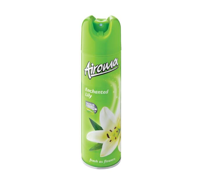 Airoma Air Freshener Enchanted Lily (225ml)