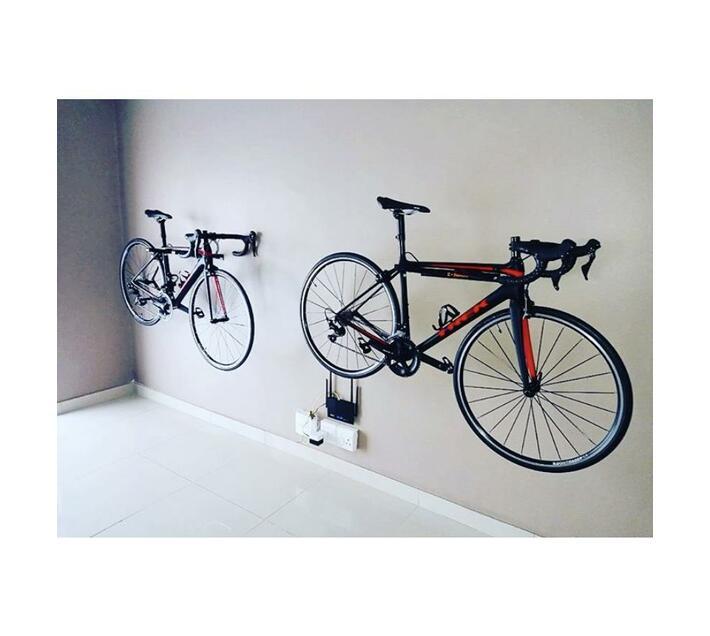 Bicycle Rack Holder Hook