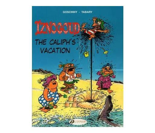 Caliphs Vacation Book 2