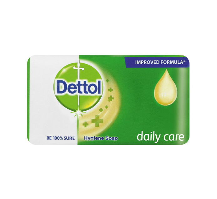 Dettol Soap Daily Care (12 x 150g)