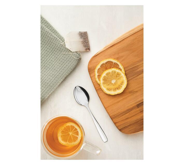 6pc Tea Spoon Set Essential Range Stainless Steel