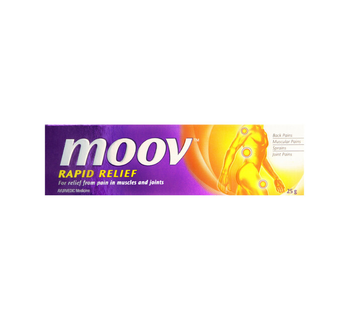 Moov Rapid Relief (1 x 25g)