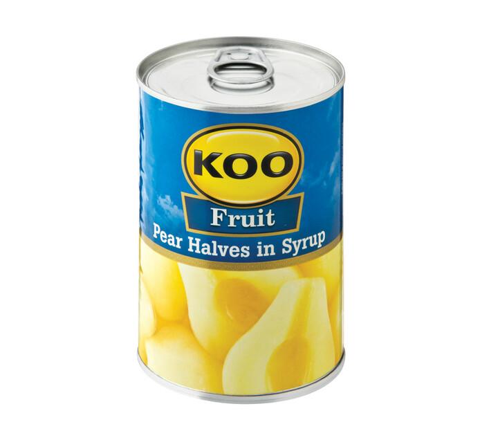 KOO Pear Halves (1 x 410g)