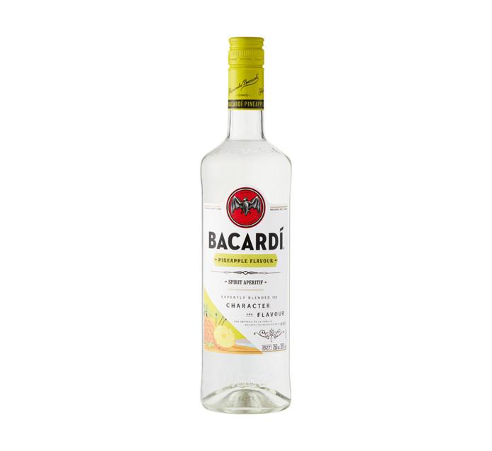 Bacardi Pineapple Rum (1 x 750ml)