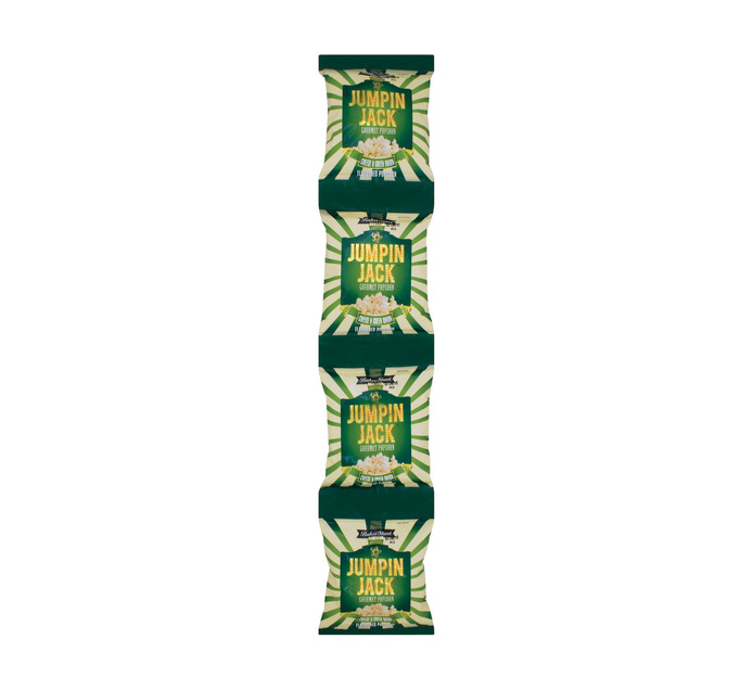 Bakerstreet Jumpin Jack Popcorn Green Onion (4 x 14G)