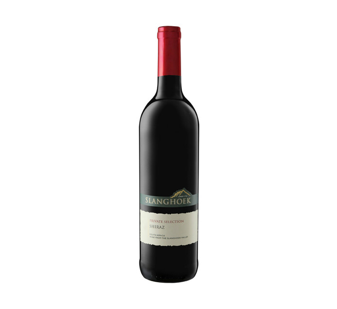 Slanghoek Shiraz (1 x 750ml)
