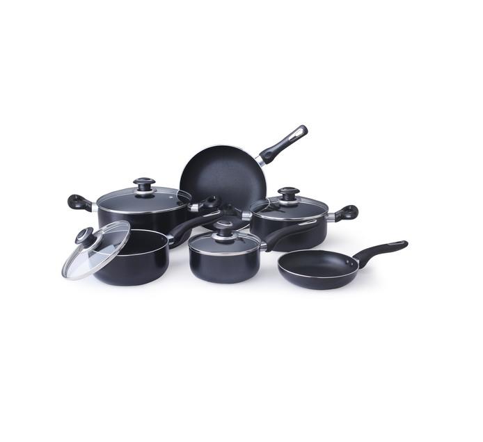 BEKKER 10 Piece Non Stick Cookware Set