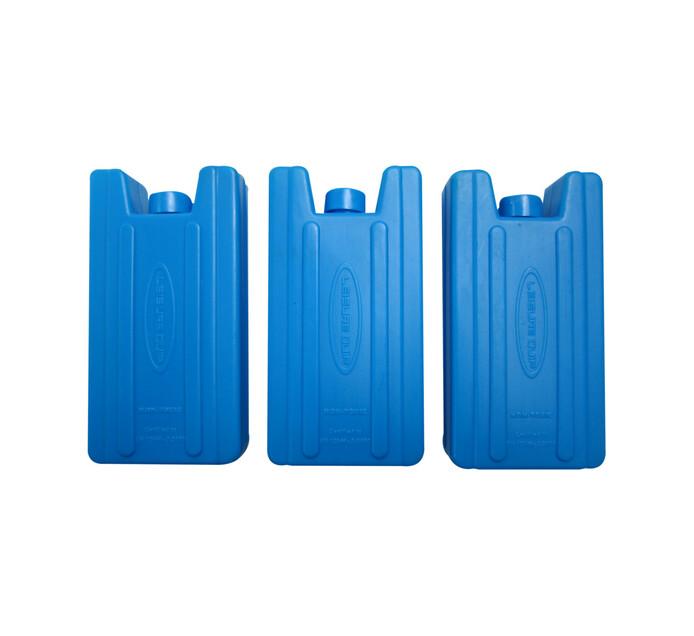 Leisure Quip Leisure Quip Icebrick 110Ml 3 Value Pack Blue Mini