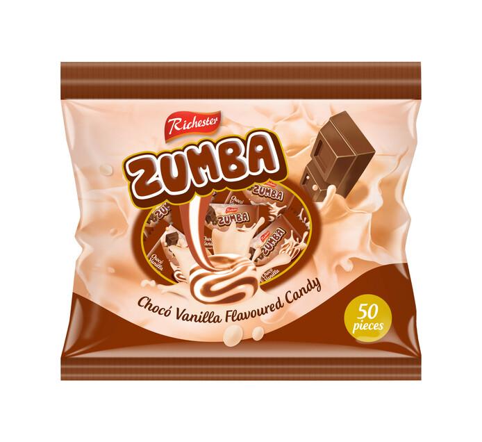 Richester Zuma Candy Choco Vanilla (1 x 50's)