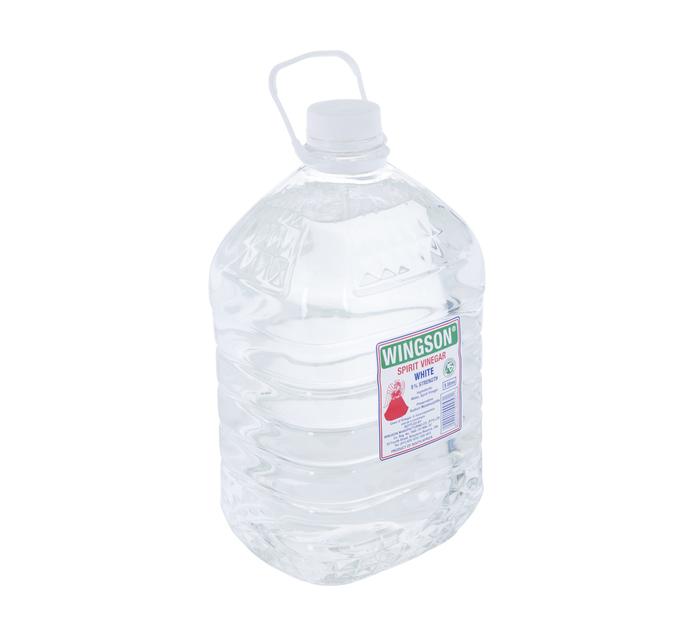 WINGSON White Vinegar (1 x 5L)