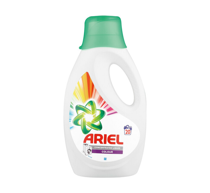 Ariel Auto Liquid Colour (1LITRE +100ml FREE)
