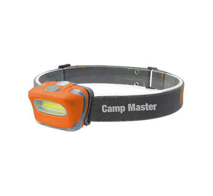 Campmaster 120-Lumen COB Headlamp