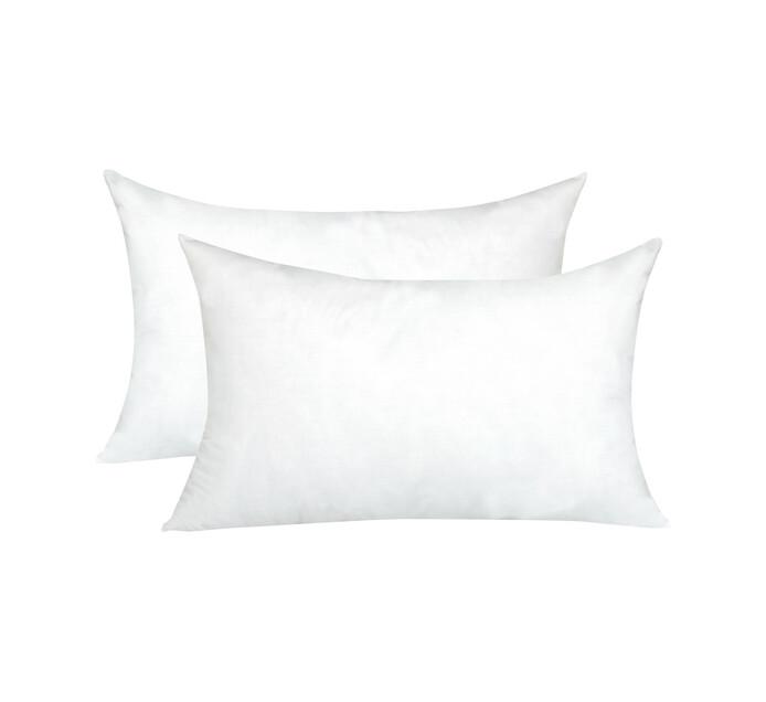 Primaries Twinpack Standard Pillows