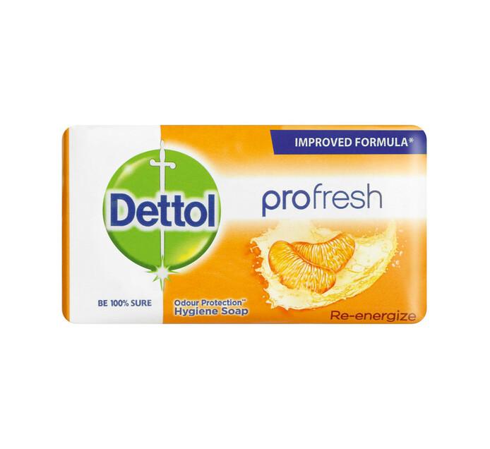 Dettol Soap Re-Energize (12 x 150g)