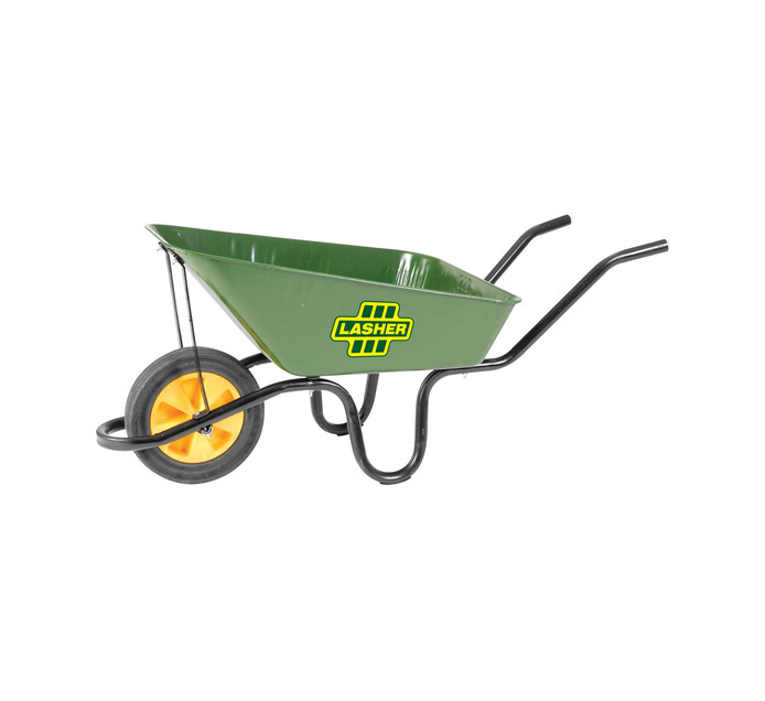 LASHER Concrete Wheelbarrow