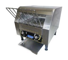 CHROMECATER Conveyor Toaster 350pcs/ph