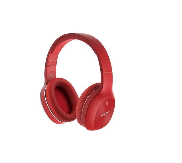 Edifier - W800BT Plus-RED - Bluetooth Stereo Headphones