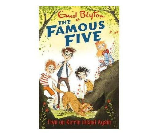 Famous Five: Five On Kirrin Island Again : Book 6