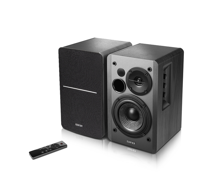 Edifier R1280DBs-BLA Active Bookshelf Speaker with Sub out