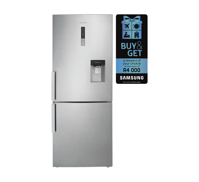 Samsung 432 l Combi Fridge/Freezer with Water Dispenser