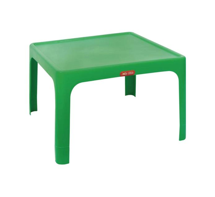Jolly Large Childrens Table Green