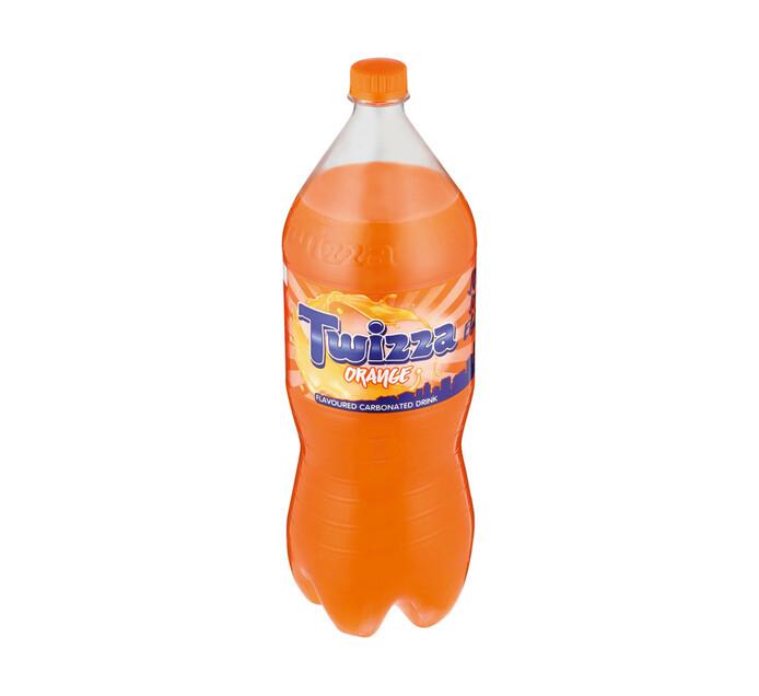 Twizza Soft Drink Orange (1 x 2L)