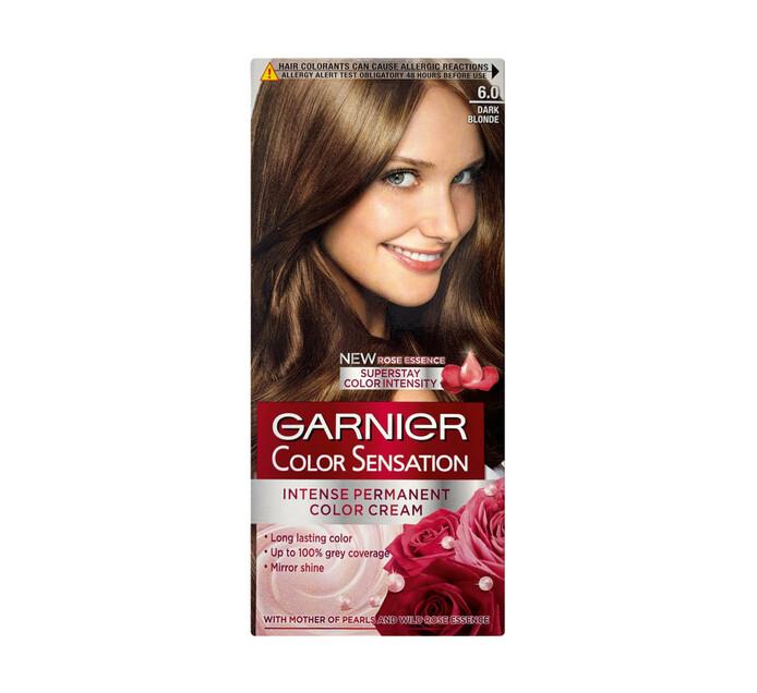 Garnier Colour Sensations 6.0 Precious Dark Blonde (1's)