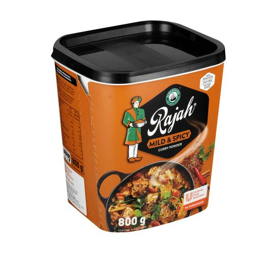 Robertsons Rajah Curry Powder Mild & Spicy (1 x 800g)