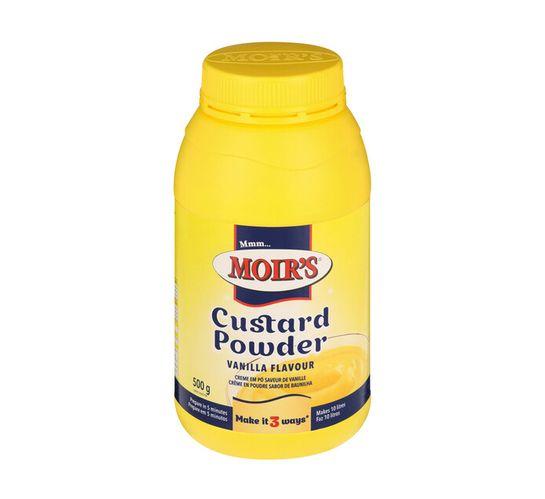 Moir's Custard Powder (1 x 500g)