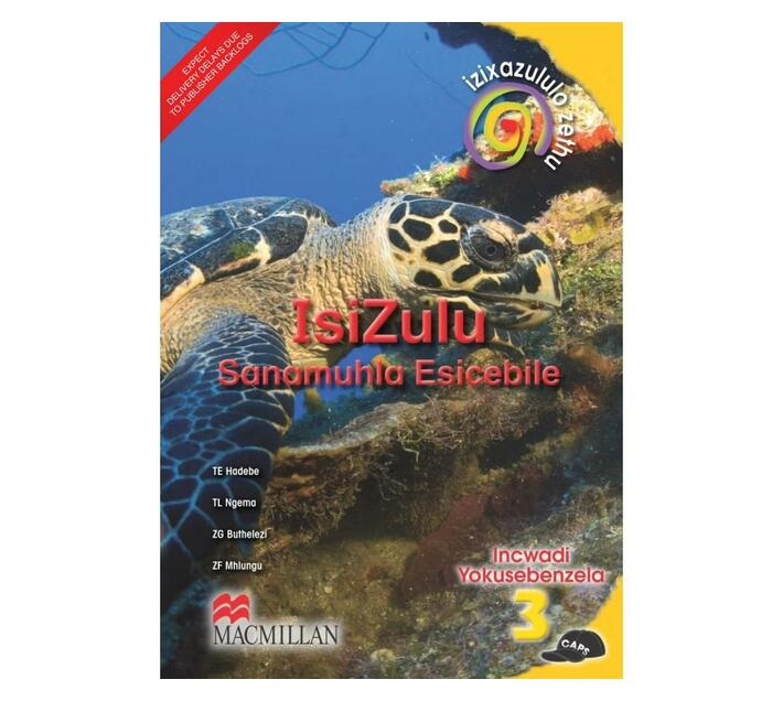 Izixazululo sethu isiZulu: Gr 3: Workbook : Home language