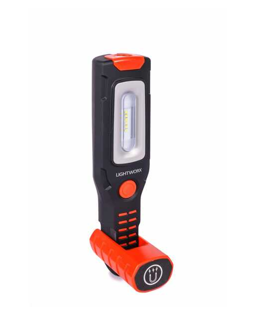 LED Rechargeable Multi Function Work Light 300 Lumen
