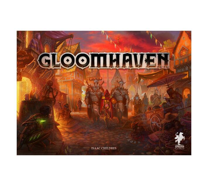 Gloomhaven: Fall 2017 Printing