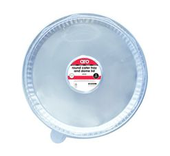 ARO Lazy Susan and Lids Large Silver (1 x 2's)