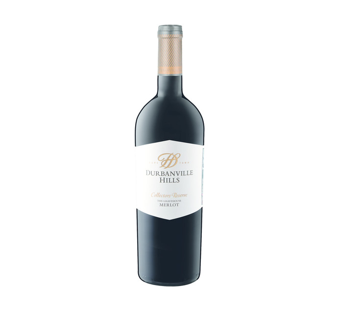 Durbanville Hills Collectors Reserve Lighthouse Merlot (1 x 750ml)