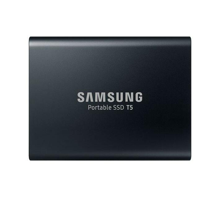 Samsung Portable SSD T5 MU-PA1T0 - solid state drive - 1 TB - USB 3.1 Gen 2