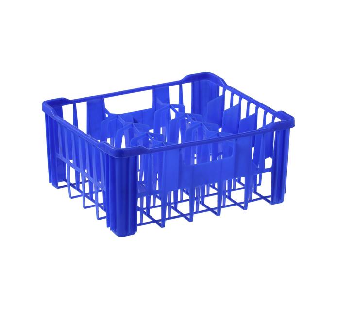 Regent 30's Glass Storage Crate