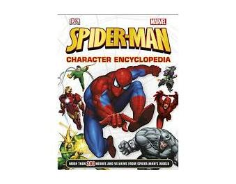 Marvel Spider Man Character Encyclopedia S/C
