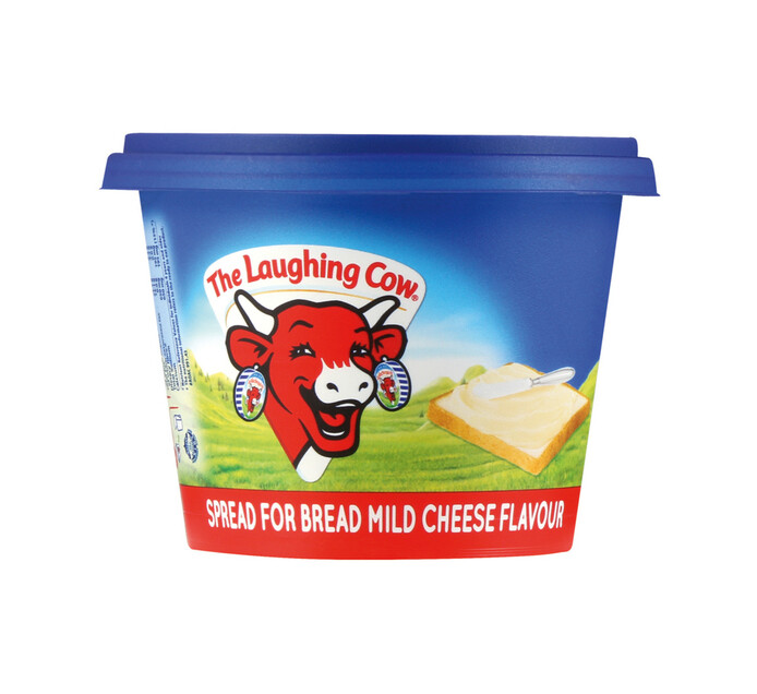 Laughing Cow Cheese Spread Mild (1 x 250g)