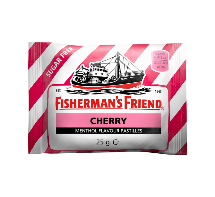 Fisherman's Friend Lozenges Cherry (24 x 24's)