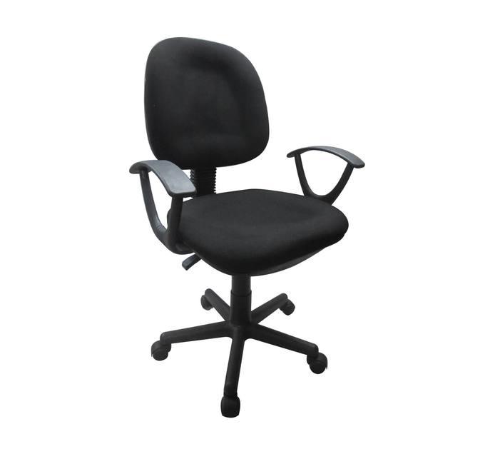 Essential Shakespeare Fabric Typist Chair